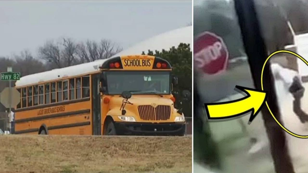 Kid Fears for Life and Begs Bus Driver for Help, Gets Kicked Off Instead