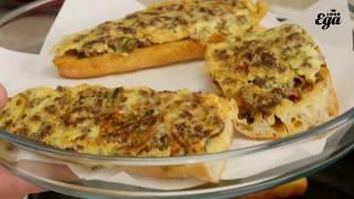 Роти-джон — малазийский сэндвич. Рецепт багета