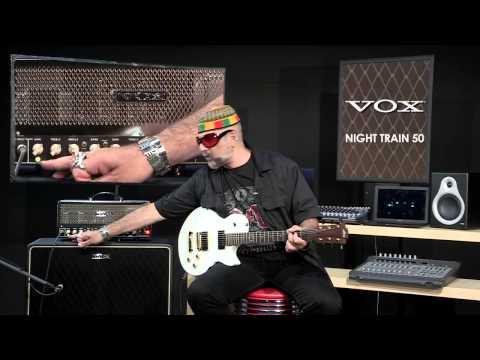 VOX Night Train NT50H - Démo