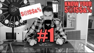KNOW YOUR S@!$$&% EPISODE 1 - Scissor Education for Hair Stylists and Weekly Deals