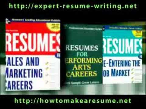 111 Books About Resume Writing   Video Review!   YouTube