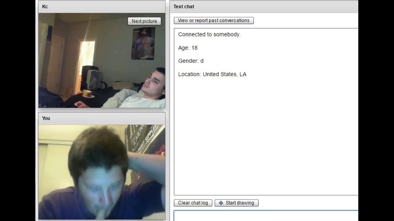 Best gay chat roulette