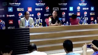 مصر العربية   أحمد أيوب: توقيت البطولة صعب..و لدينا ألتزمات أخري
