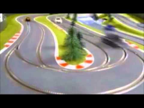Circuit avec voitures télécommandées à la location