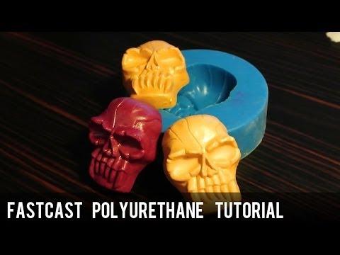 Tutorial - Fastcast Polyurethane F18 - Easy, Fast, Cheap