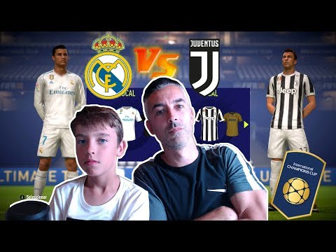 REAL MADRID VS JUVENTUS - INTERNATIONAL CHAMPIONS CUP 2018