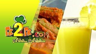 Rasikka Rusikka 19-04-2015 Murungakkai Kulambu & Rainbow Salad – Puthuyugam Tv