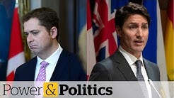 Scheer doubles down on SNC-Lavalin remarks Trudeau threatened to sue over