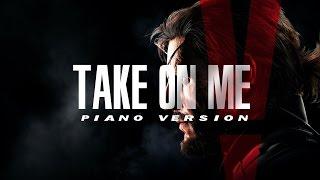 A-ha - Take On Me   Piano Version
