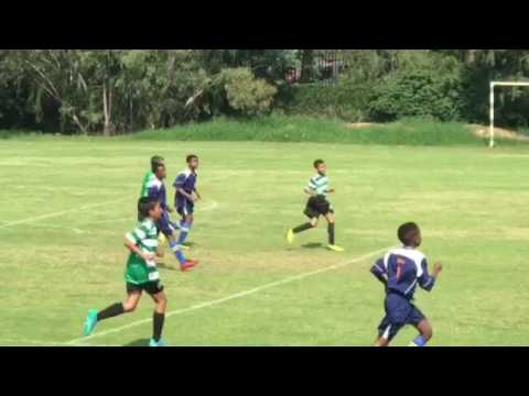 Sporting CP Academy Pretoria vs Pretoria Athletic FC u15