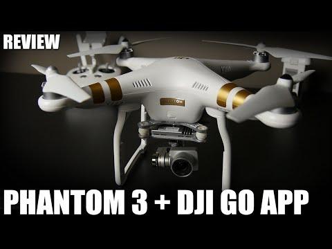 Phantom 3 Pro Review + DJI GO App | Flite Test