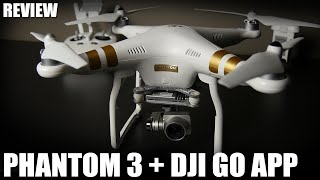 Phantom 3 Pro Review + DJI GO App | Flite Test