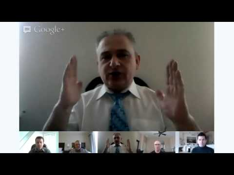Russia is ON: Russian Entrepreneurs Embraced Global Hangouts