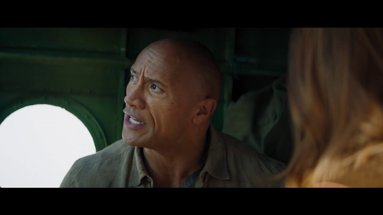 Download JUMANJI - THE NEXT LEVEL Official Trailer HD
