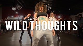 dj khaled ft rihanna bryson tiller   wild thoughts blake mcgrath choreography danceon class