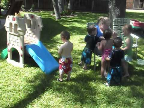 Matthews Learning Center, Splash Day, August 18, 2011