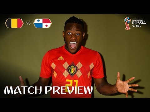Michy Batshuayi (Belgium) - Match 13 Preview - 2018 FIFA World Cup™