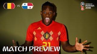 Michy Batshuayi (Belgium) - Match 13 Preview - 2018 FIFA World Cup™ thumbnail
