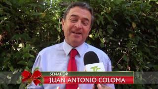 Saludos Navideños - Juan Antonio Coloma