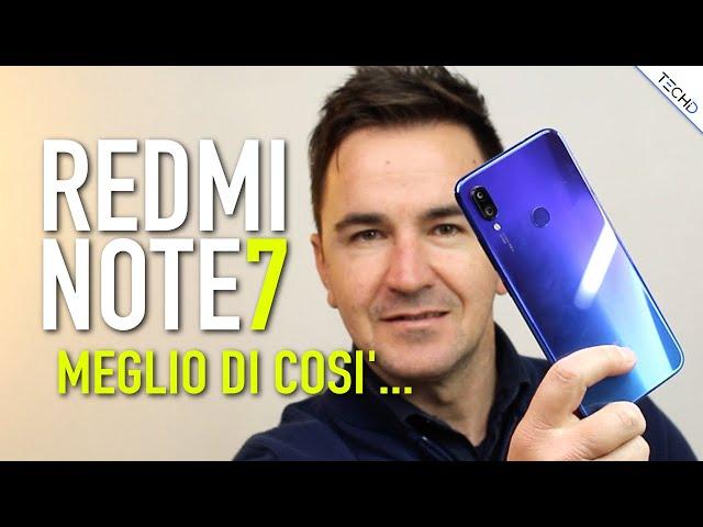 Redmi Note 7 - Semplicemente BEST BUY! - RECENSIONE
