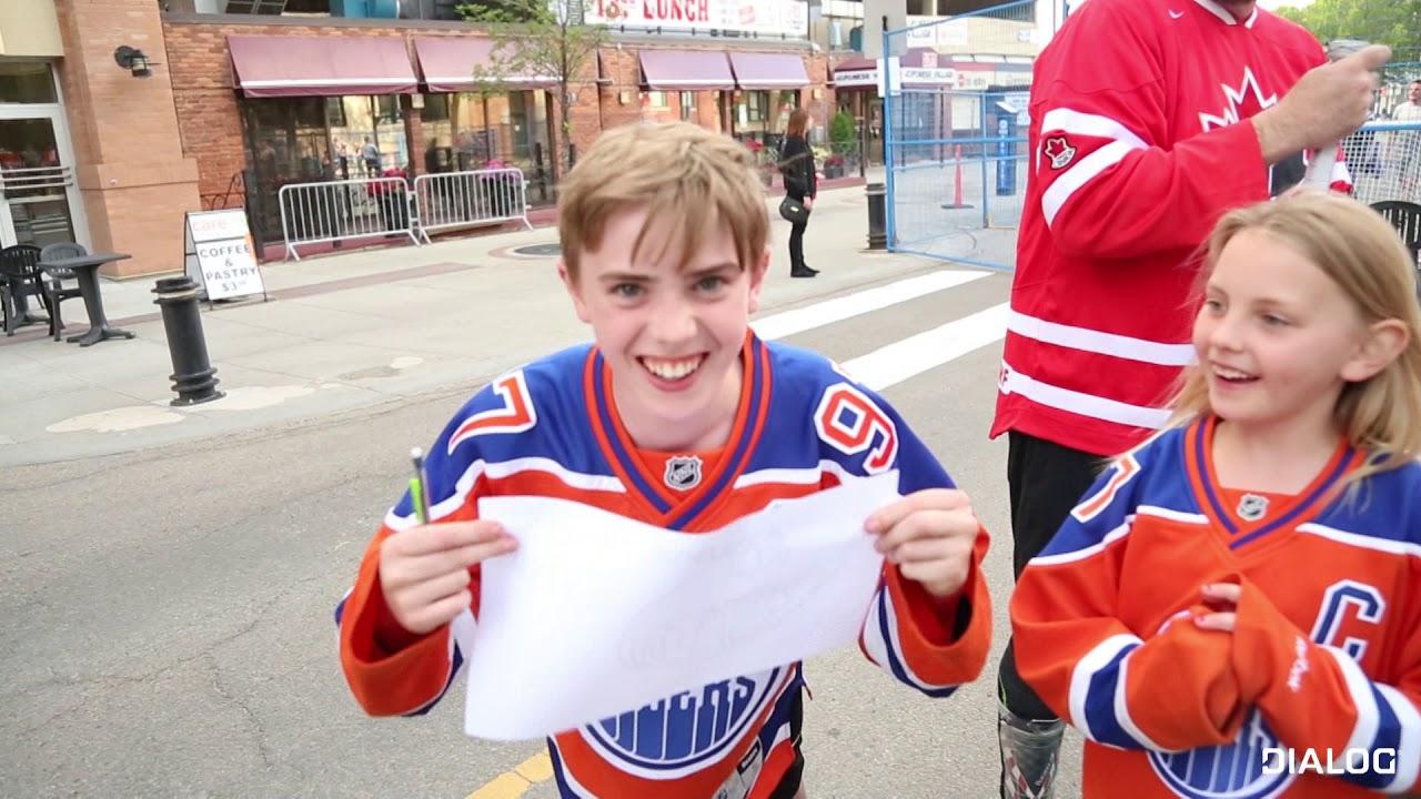 Dialog S 6th Annual Street Hockey Tournament Edmonton Youtube