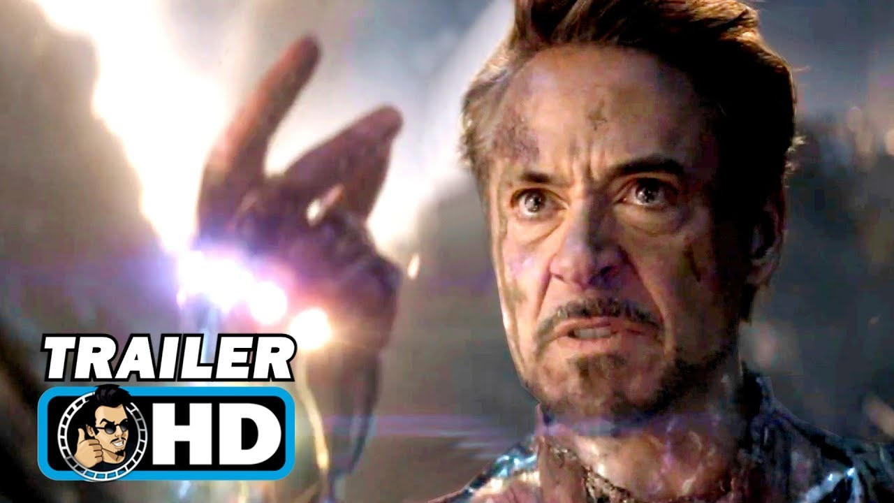 Avengers: Endgame | I Am Iron Man | Trailer | 2019