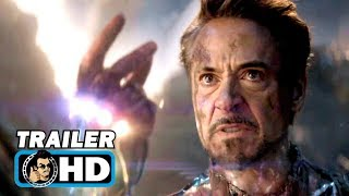 "AVENGERS: ENDGAME ""I Am Iron Man"" Trailer (2019) Marvel Movie"