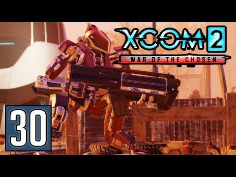 DISASTROUS RETALIATION - XCOM 2: War of the Chosen Gameplay (1440p) - Part 30 - 동영상