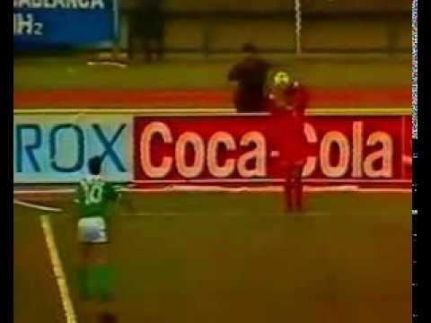 Finale aller coupe d afrique des clubs champions 1989 raja casablanca mcoran part 1 youtube - Coupe d afrique des clubs ...