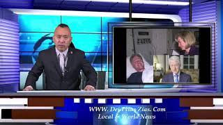 10/16/21. Former Pres-Bill Clinton Mob Nyhav Heev/Biden Tso Mev Tuaj Meskas Teb Coob Tiag2/Nplog Teb