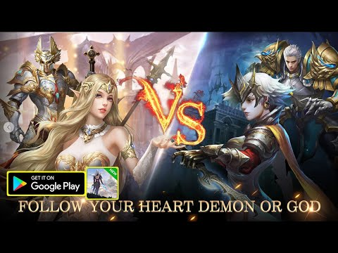 Immortal Destiny Gameplay/APK/First Look/New Mobile Game