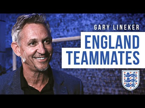 "Gary Lineker | ""Gazza was playing tennis with German tourists!"" 