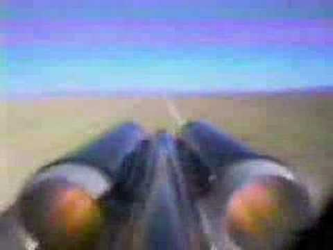 Thrust SSC Highspeed Run