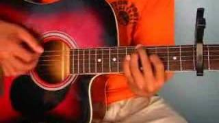 Bubbly (of Colbie Caillat, by www.guitartutee.com)