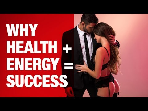 Why Health & Energy and 'Foundational Keys' to Being a Successful Human Being