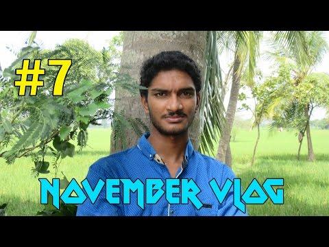 November vlog of Jaya Mouli ll Telugu vlogs #7 [Telugu dorid]