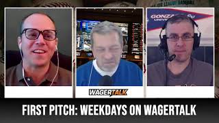 MLB Picks and Predictions | Free Baseball Betting Tips | WagerTalk's First Pitch for April 5
