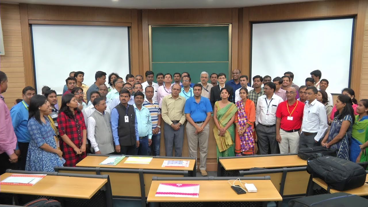 NPTEL SPOC Workshop 2nd August - IIT Bombay