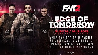 Gambar cover FNC 2 - Edge of Tomorrow - Highlights