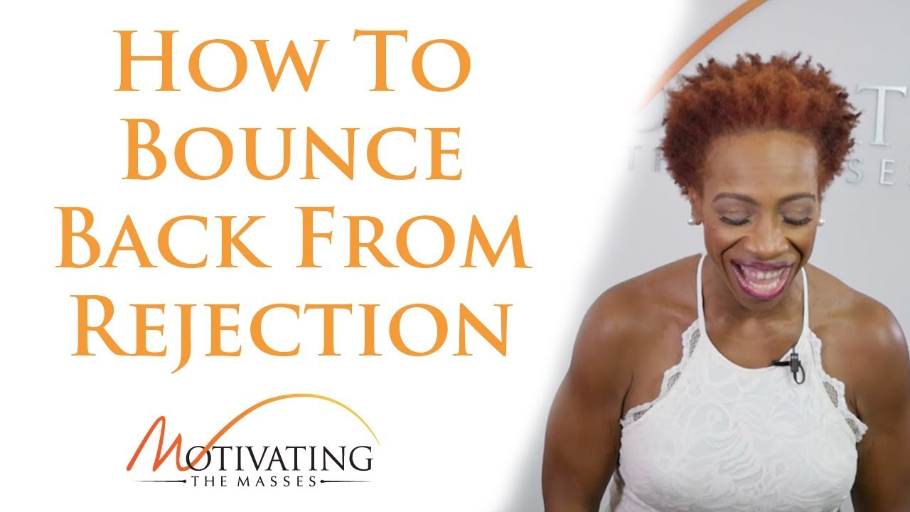 Lisa Nichols - How To Bounce Back From Rejection