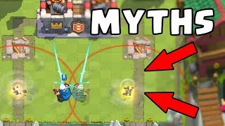 Top 10 Mythbusters in Clash Royale | Myths #10