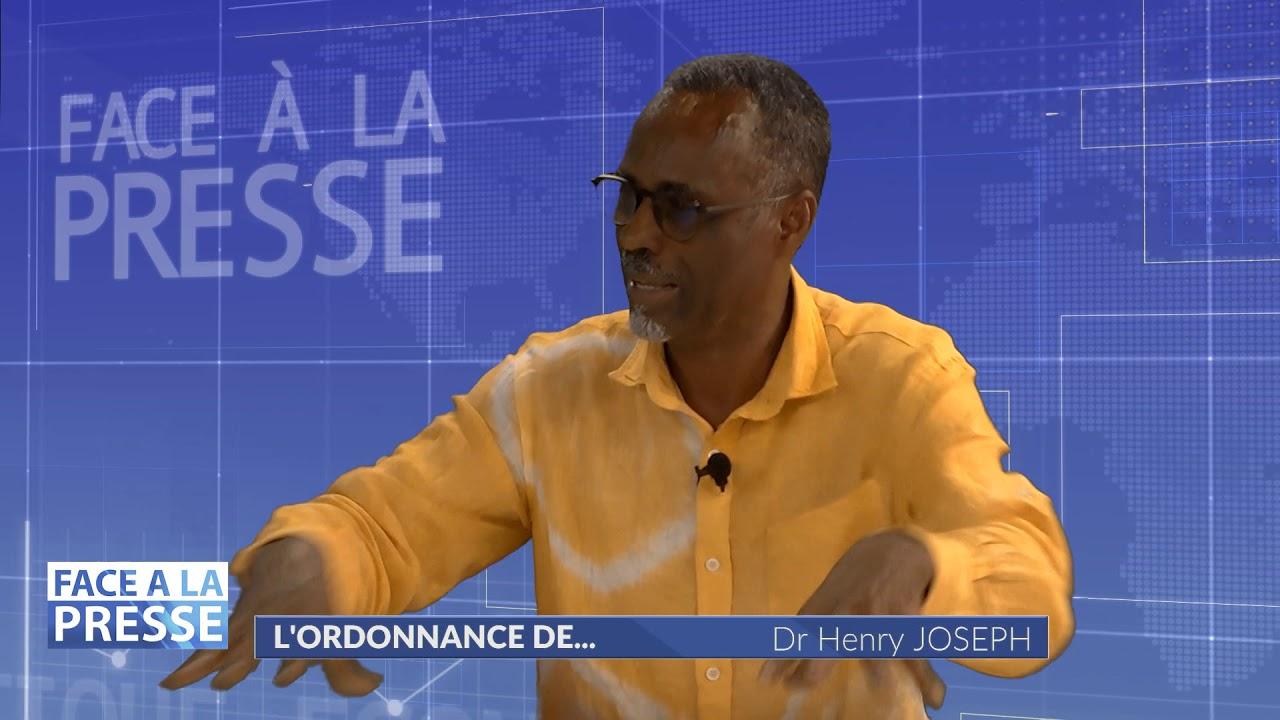 Face à la Presse avec Henry JOSEPH - PARTIE 2