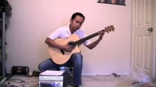 Khoc Tham - Guitar - DanGuitar.Vn