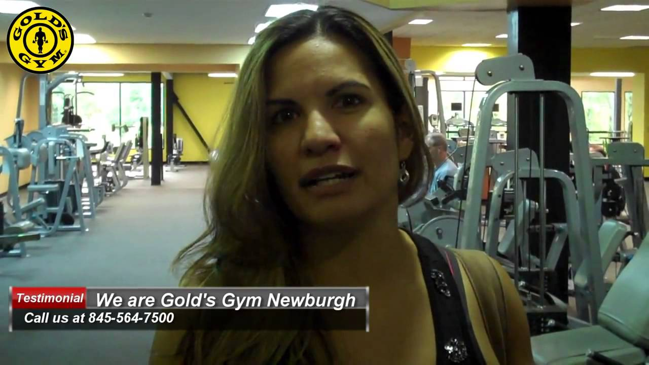 Instructor Testimonial at Gold's Gym Newburgh   (845) 564-7500
