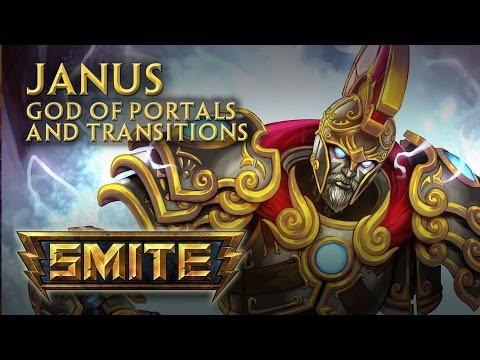 SMITE  Janus God Reveal
