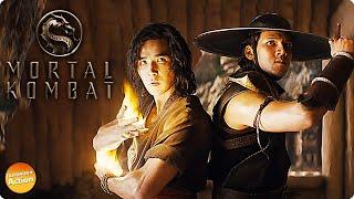 MORTAL KOMBAT (2021) Fight Scenes Special Look | Liu Kang v Kabal New Footage