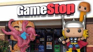 GameStop Funko Pop Hunting!