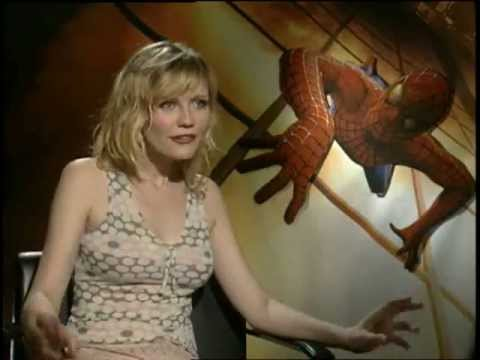 2002 'Spider-Man' Interview with Tobey Maguire and Kirsten Dunst