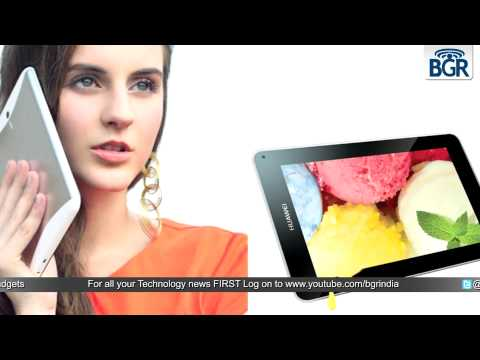 Huawei MediaPad 7 Vogue voice-calling Android tablet launched