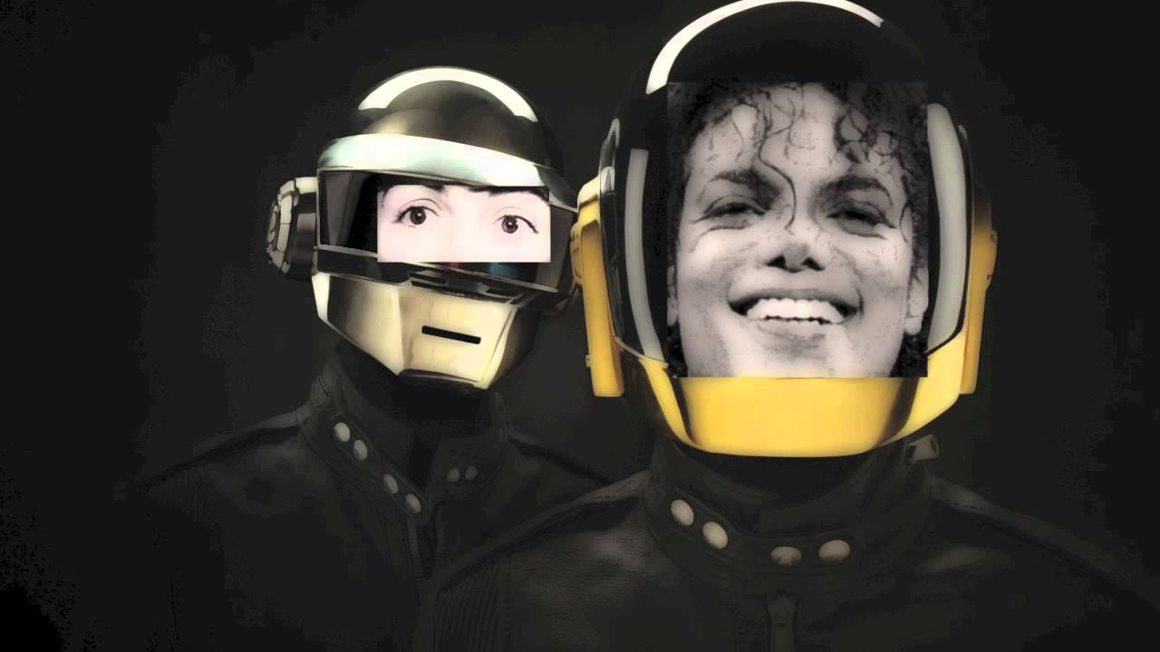 Daft Punk - Get lucky Vs Michael Jackson & Paul McCartney - Say Say Say Mashup